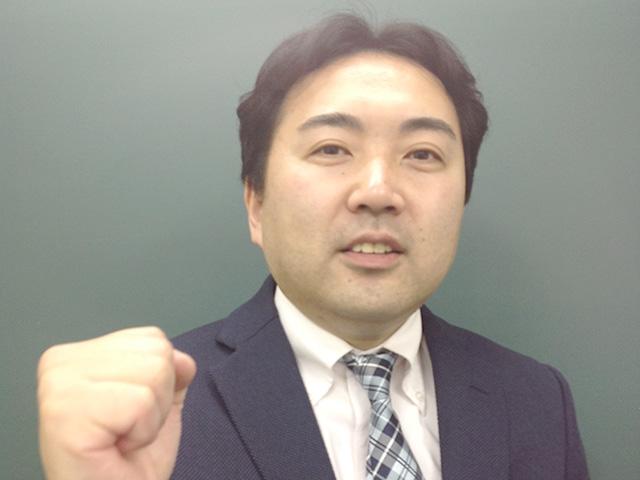 井口先生の写真
