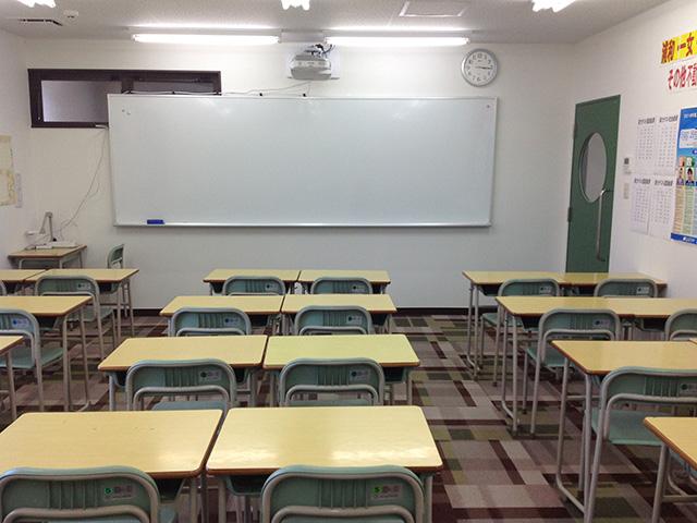 東大宮校教室