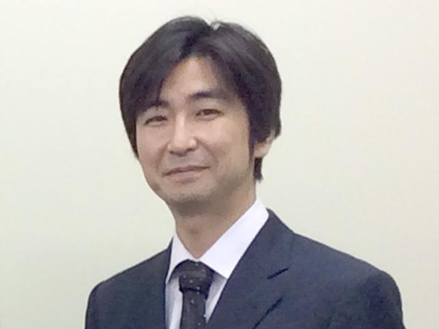北村先生の写真