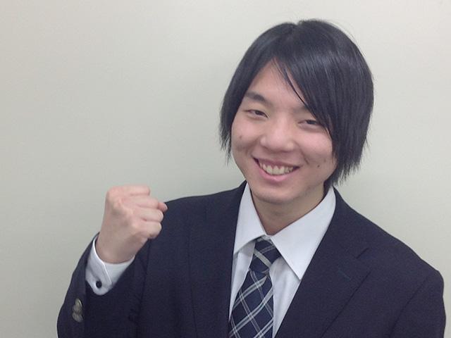國谷講師の写真