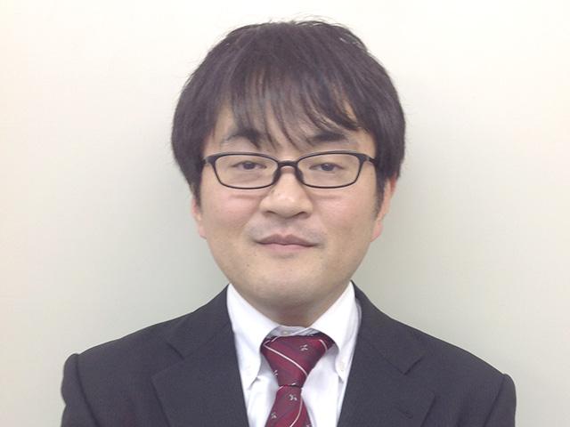 丸野講師の写真