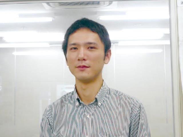 望月講師の写真