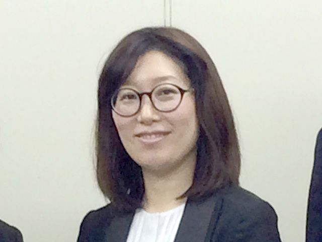 新明先生の写真