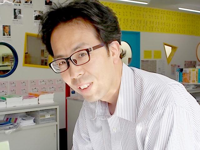 安井秀典講師の画像