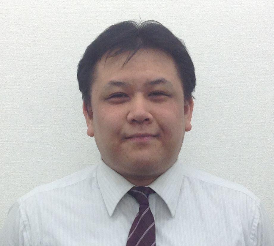 古屋先生の写真
