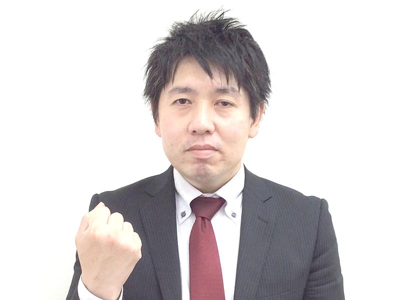 杉山先生の写真