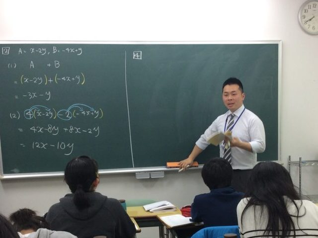岡田講師の写真