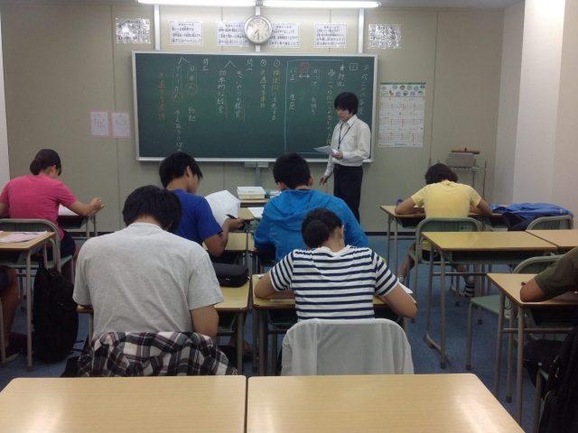 授業の様子(国語)