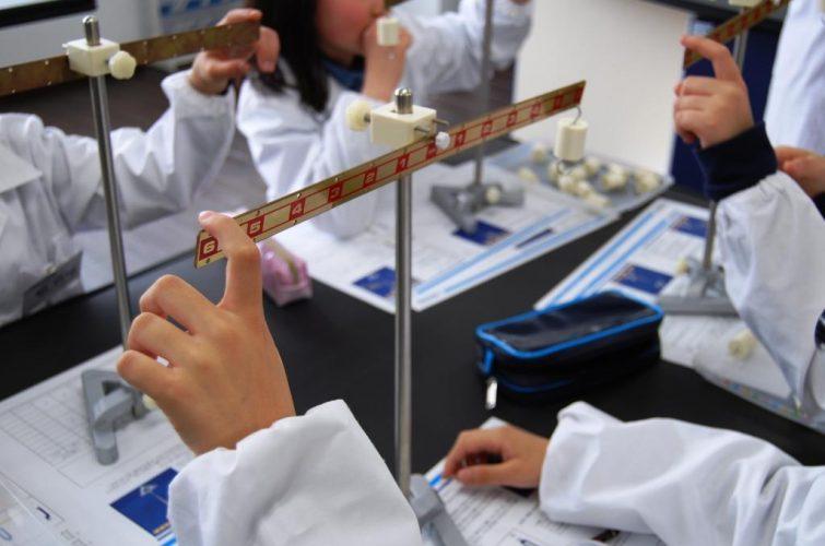 学受験コース体験会 新小学5~6年生 力のつり合い