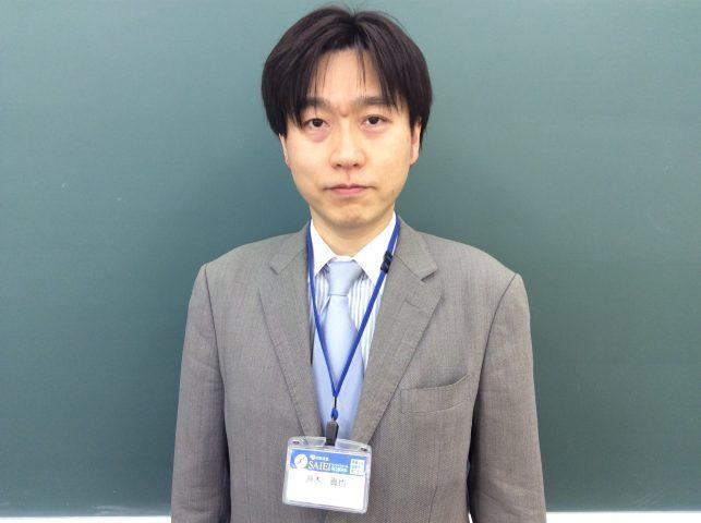 算数・数学・理科・国語的算数・図形の極担当講師