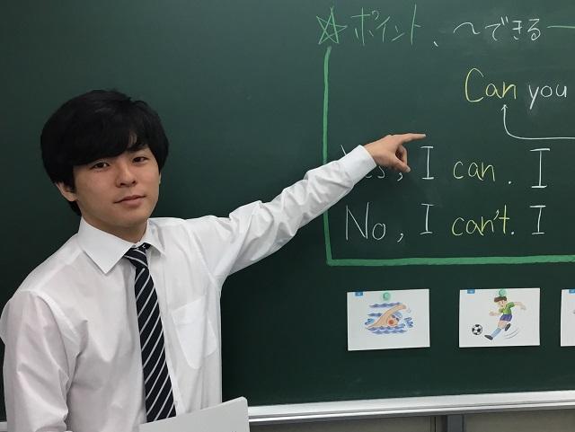永井講師の写真