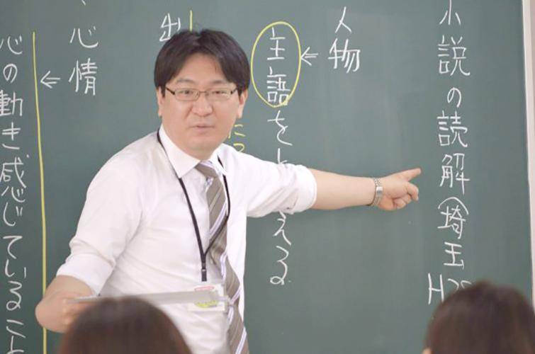 与野校 サイエイ授業コンテスト与野校北村講師が優勝・ 6/9保護者会で実演!