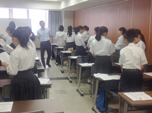 戸田市教育委員会とサイエイがコラボ。英検対策講座を実施。