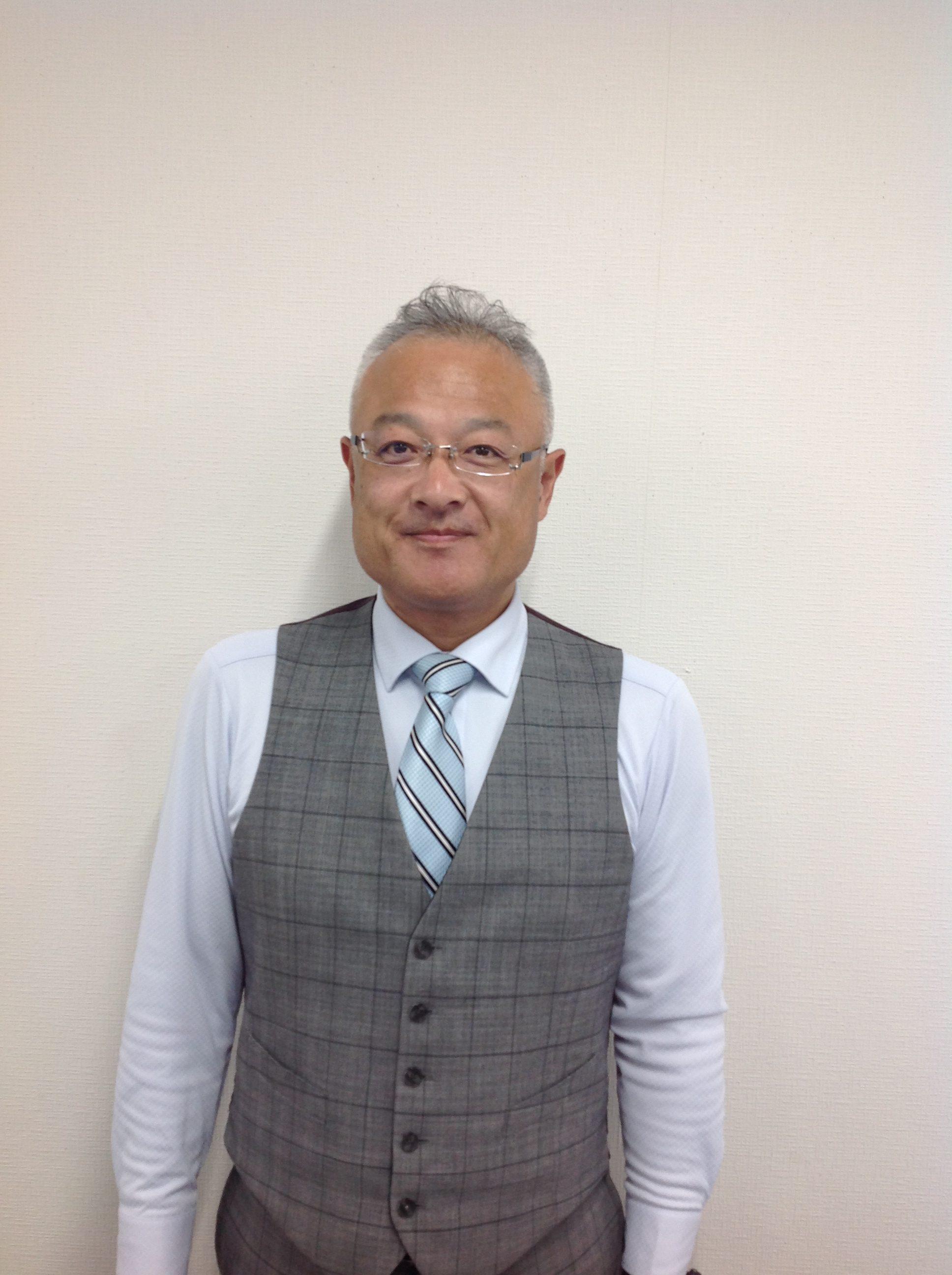 三川先生の写真