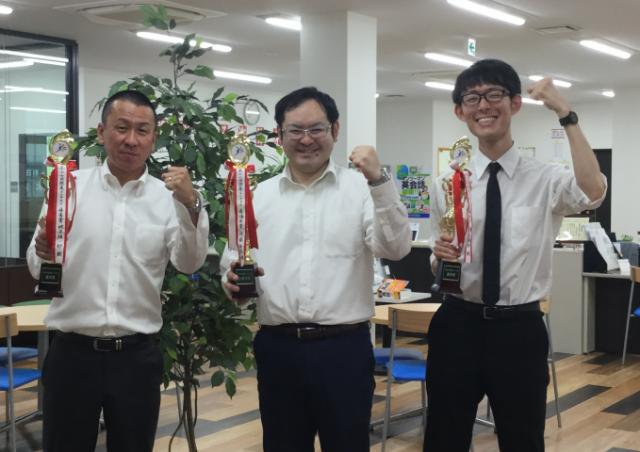 授業コンテスト 最優秀賞&優秀賞