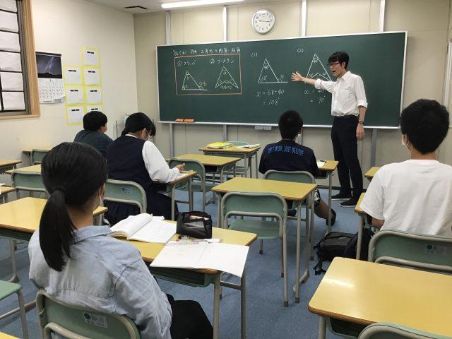 2学期期末テスト対策スタート