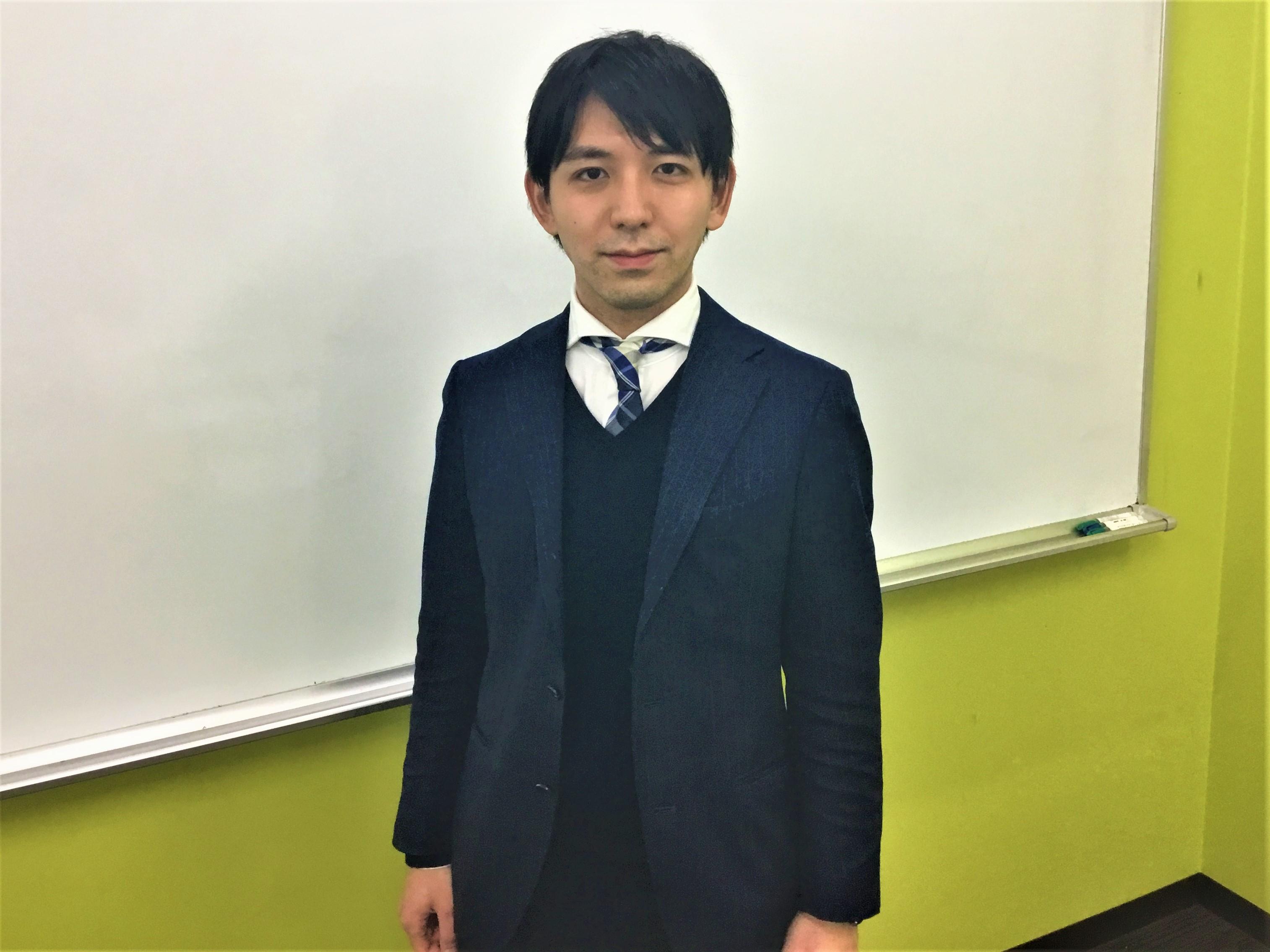 髙﨑先生の写真
