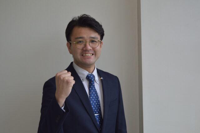 サイエイスクール北与野校数学・理科担当 白川佑太(しらかわゆうた)先生